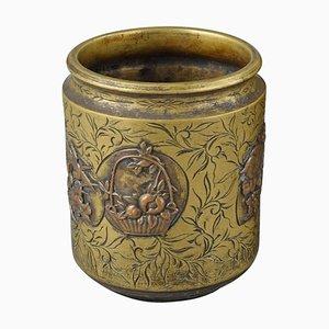 Vintage South-East Asian Brass Mug