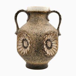 Deutsche Vintage Keramik Vase von Dümler & Breiden