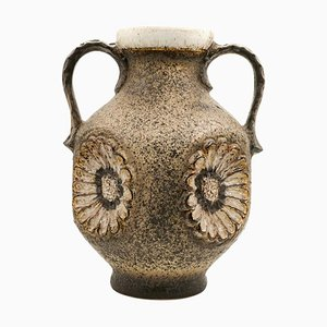 Vintage German Ceramic Vase from Dümler & Breiden