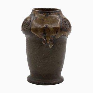 Vintage Terracotta Vase, Dänemark, 1970er