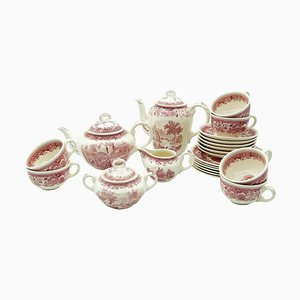 Vintage Tea Set from Villeroy and Boch, 1950s