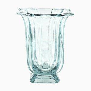 Nordic Style Glass Vase, 1950s