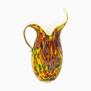 Vintage European Handle Melting Vase