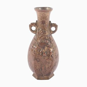 Antique Japanese Meiji Vase