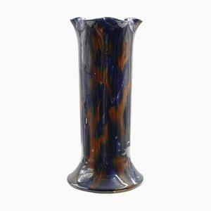 Vintage Vase with Ruff von Denby Pottery England