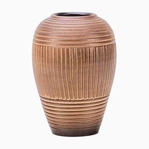 Vintage Ornamental Westerwald Gres Vase