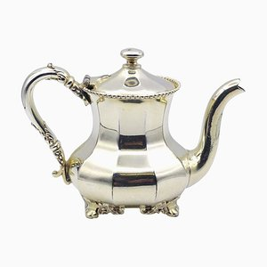 Vintage American Silver-Plated Tea Pot by Reed & Barton