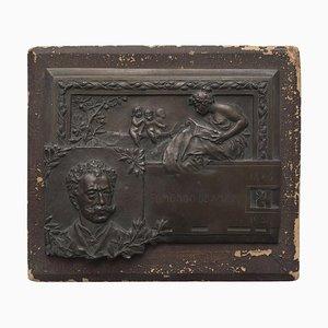Hommage an Edmondo De Amicis, Original Artwork von Massimo Picozzi, 1908