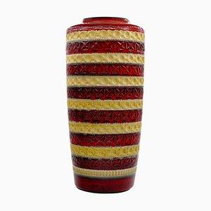 Ceramic Vase from Eduard Bay Keramik Fabriken, 1970s
