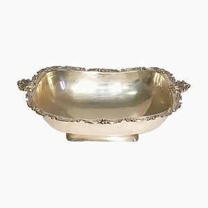Vintage Sublime Silver Fruit Bowl