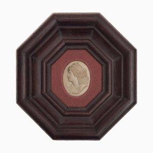 Antique Neoclassicist Italian Cammeo Relief