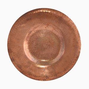 Vintage Copper Plate by Karl Raichle, Germany, 1960s