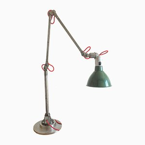 Vintage Industrial Table Lamp from Mek Elek