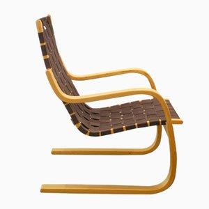 Model 406 Armchair by Alvar Aalto for Artek, 1990s