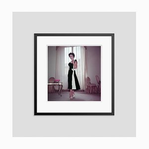 Elizabeth Taylor Archival Pigment Print Framed in Black by Bettmann