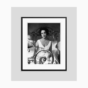 Cat on a Hot Tin Roof Archival Pigment Print Framed in Black by Bettmann