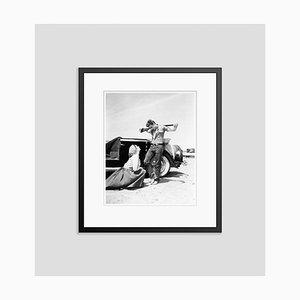 Cinema Icons Archival Pigment Print Framed in Black