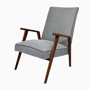 Mid-Century Scandinavian Lounge Chair, 1950s