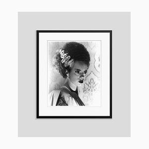 The Bride of Frankenstein Archival Pigment Print Framed in Black by Everett Collection