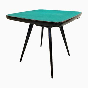 Mid-Century Game Table, 1960s