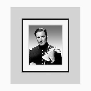 Officer Flynn Archival Pigment Print Framed in Black by Everett Collection