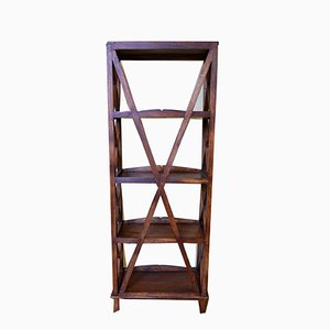 Freestanding Teak Shelves,1930s