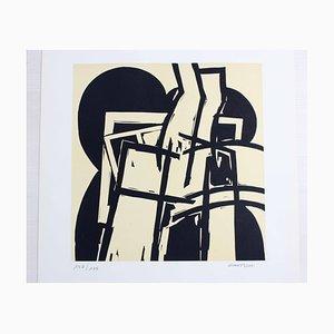Impression von Rudolf Gautschi, 1976