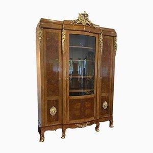 Napoleon III Louis XV Style Rosewood Bookcase