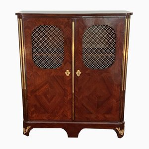 Small 18th Century Regency Rosewood Bookcase