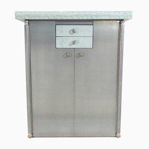 Vintage Metal Cabinet by Wolfgang Laubersheimer for Pentagon