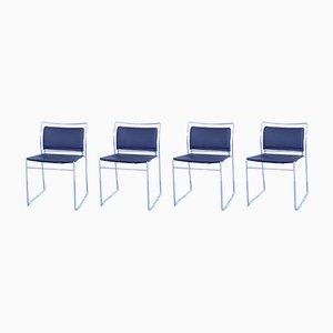Vintage Model Tulu Dining Chairs by Kazuhide Takahama for Gavina, Set of 4