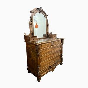 Louis XVI Walnut Chest of Drawers