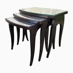 Art Deco Nesting Tables, 1930s