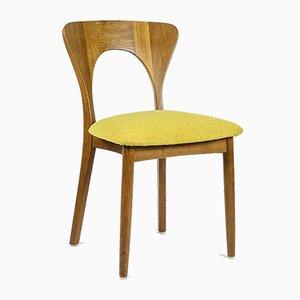 Model Peter Dining Chair by Niels Koefoed for Koefoeds Hornslet, 1960s