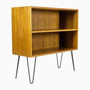 Teak Shelf on Hairpin Legs from Deutsche Werkstatten, 1960s