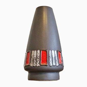 Vaso nr. 243/20 B gioiello di Ilse Stefan per Schlossberg Keramik, anni '60