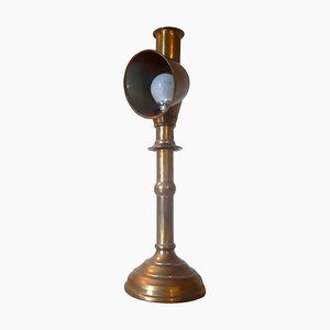 Marine Full Brass Boat Lamp, 1940s