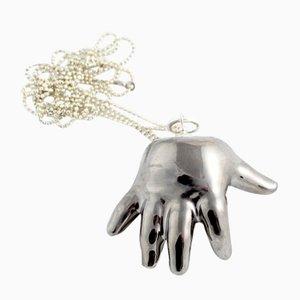 Platinum Baby Hand by Maria Joanna Juchnowska