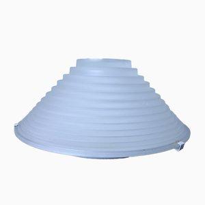 Lampada da soffitto Egina vintage di Angelo Mangiarotti per Artemide