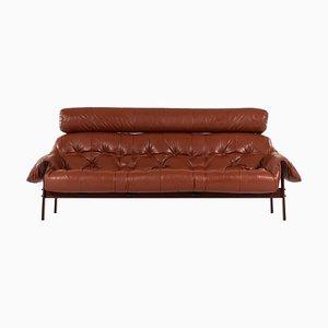 Palisander Sofa von Percival Lafer für Lafer MP, Brazil, 1960er