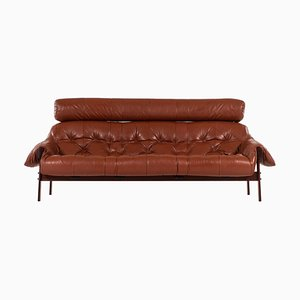 Rosewood Sofa by Percival Lafer for Lafer MP, Brazil, 1960s