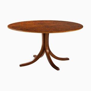 Table de Salle à Manger Modèle 1020 par Josef Frank pour Svenskt Tenn, Suède, 1940s