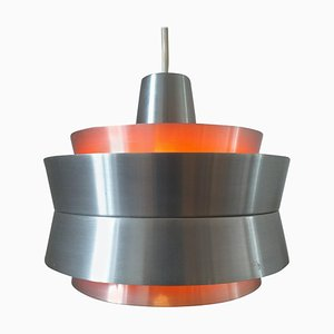 Mid-Century Pendant Lamp by Carl Thore for Granhaga, Sweden, 1969