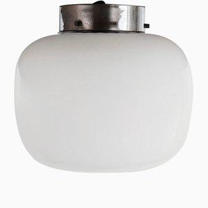 Apple-Shaped Ceiling Lamp from Glashütte Limburg, 1970s