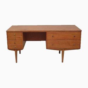 Mid-Century Danish Teak Dressing Table Desk
