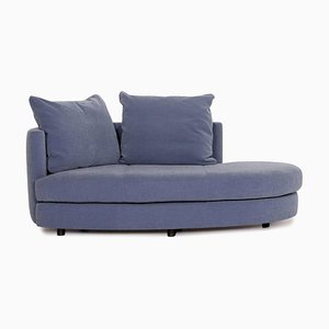 Blue Fabric 2-Seat Sofa from Rolf Benz
