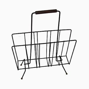 Metal Magazine Rack, 1960s