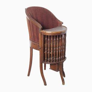 19th Century Dutch Children's High Chair