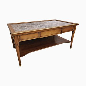Table Basse Style Louis XVI, 1940s
