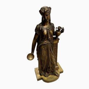 Bronze Statue from Eutrope Bouret